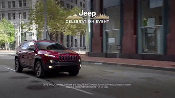 Jeep Celebration Event TV Spot, 'Adventure Ready' [T2] - Thumbnail 1