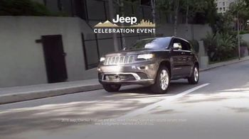 Jeep Celebration Event TV Spot, 'Adventure Ready' [T2] - Thumbnail 2