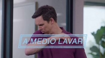 Ultra Downy TV Spot, 'A medio lavar: oficina' [Spanish] - 1902 commercial airings