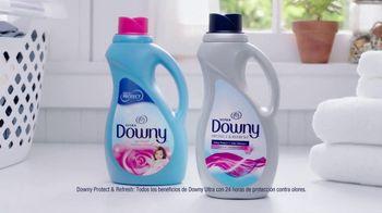 Ultra Downy TV Spot, 'A medio lavar: oficina' [Spanish] - Thumbnail 6