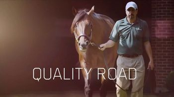 Lane's End TV Spot, 'Quality Road: A Stallion That Stands Above the Rest'