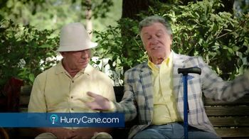 HurryCane Freedom Edition TV Spot, 'HurryCane Gets the Girl!' - Thumbnail 2