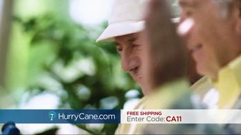 HurryCane Freedom Edition TV Spot, 'HurryCane Gets the Girl!' - Thumbnail 5