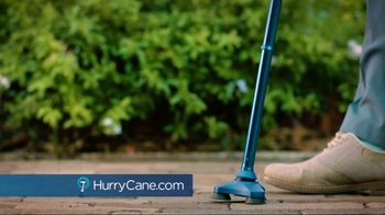 HurryCane Freedom Edition TV Spot, 'HurryCane Gets the Girl!' - Thumbnail 7