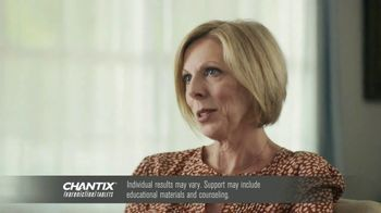 Chantix TV Spot, 'Ginny'