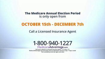 Medicare Advantage TV Spot, 'Annual Election Period' - Thumbnail 8