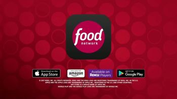 Food Network App TV Spot, 'You're in Control' - Thumbnail 9
