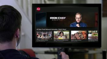 Food Network App TV Spot, 'You're in Control' - Thumbnail 1