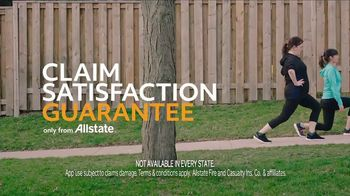 Allstate Claim Satisfaction Guarantee TV Spot, 'No Buts' - 11276 commercial airings