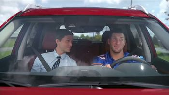 2017 Nissan Rogue TV Spot, 'Car-Buying Season' Featuring Tim Tebow