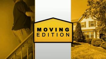 Stanley Steemer TV Spot, 'House Call: Moving Edition'