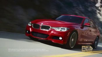 2017 BMW 320i xDrive TV Spot, 'Top Safety Pick' [T2]