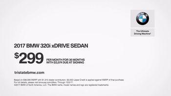 2017 BMW 320i xDrive TV Spot, 'Top Safety Pick' [T2] - Thumbnail 7
