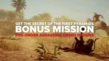 GameStop TV Spot, 'Assassin's Creed: Origins: Don't Miss Out' - Thumbnail 10