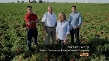 Red Gold Tomatoes TV Spot, 'Red Gold Family and 50 Farm Families'