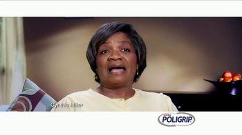 PoliGrip Super TV Spot, 'Cynthia' - Thumbnail 1