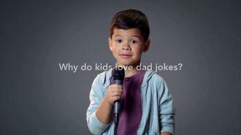National Responsible Fatherhood Clearinghouse TV Spot, 'Dad Jokes: Isaac'