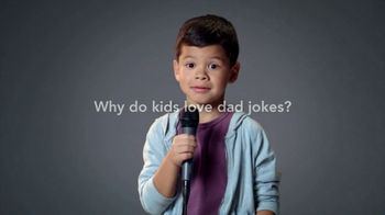 National Responsible Fatherhood Clearinghouse TV Spot, 'Dad Jokes: Isaac'