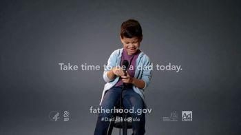 National Responsible Fatherhood Clearinghouse TV Spot, 'Dad Jokes: Isaac' - Thumbnail 7