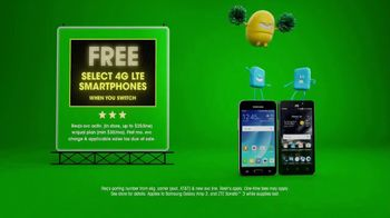 Cricket Wireless TV Spot, 'The Right Play Any Day' - Thumbnail 7