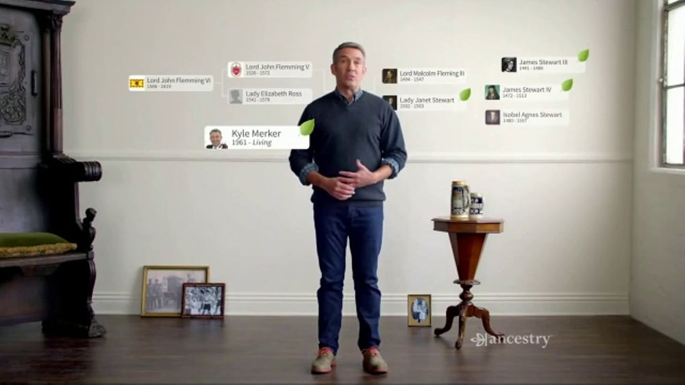 AncestryDNA TV Commercial, 'Testimonial: Kyle'