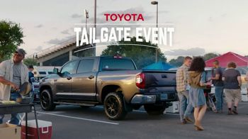Toyota Tailgate Event TV Spot, 'Pretty Much Anywhere' [T1] - 1 commercial airings