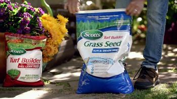 The Home Depot TV Spot, 'Some of the Good Stuff: Turf Builder Grass Seed' - Thumbnail 3
