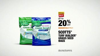 The Home Depot TV Spot, 'Some of the Good Stuff: Turf Builder Grass Seed' - Thumbnail 9