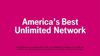 T-Mobile TV Spot, 'Big Sweep: OpenSignal Awards' Song by Demi Lovato - Thumbnail 9