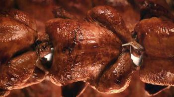 Boston Market Half Chicken Meal TV Spot, 'Rotisserie Meal'