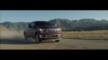2018 Ford F-150 TV Spot, 'Today's Bravest: Lend a Hand' [T1] - Thumbnail 9