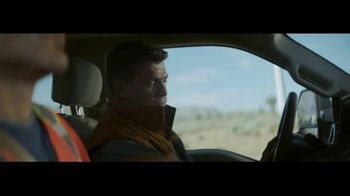 2018 Ford F-150 TV Spot, 'Today's Bravest: Lend a Hand' [T1] - Thumbnail 7