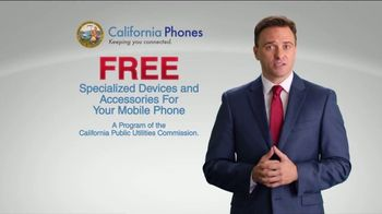 California Phones TV Spot, 'Free Devices and Accessories'