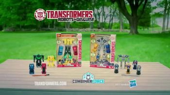 Transformers: Robots in Disguise Combiner Force TV Spot, 'Stronger as One' - Thumbnail 10