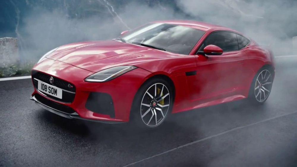2018 Jaguar F Type Tv Commercial A True Jaguar Sports Car T1