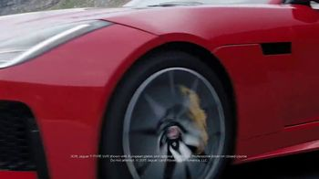 2018 Jaguar F-TYPE TV Spot, 'A True Jaguar Sports Car' [T1] - Thumbnail 3