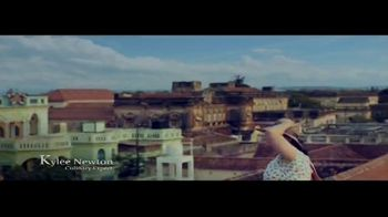 Incredible India TV Spot, 'Culinary' Featuring Kylee Newton