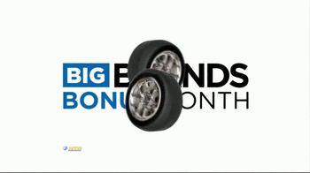 National Tire & Battery Big Brands Bonus Month TV Spot, 'Continental Tires' - Thumbnail 10