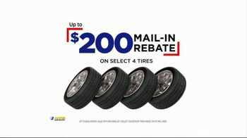 National Tire & Battery Big Brands Bonus Month TV Spot, 'Continental Tires' - Thumbnail 4