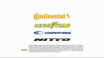 National Tire & Battery Big Brands Bonus Month TV Spot, 'Continental Tires' - Thumbnail 5