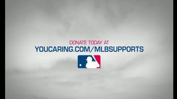 MLB Natural Disaster Relief TV Spot, 'Donate' - Thumbnail 9