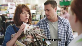 Flipp TV Spot, 'Missed Something' - 254 commercial airings