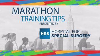 Hospital for Special Surgery TV Spot, 'Marathon Training Tips' - Thumbnail 1