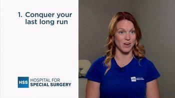 Hospital for Special Surgery TV Spot, 'Marathon Training Tips' - Thumbnail 4