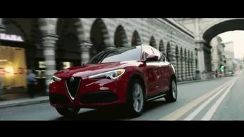 2018 Alfa Romeo Stelvio TV Spot, 'Unforgettable'
