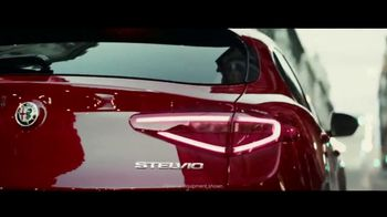 2018 Alfa Romeo Stelvio TV Spot, 'Unforgettable' [T1] - Thumbnail 4
