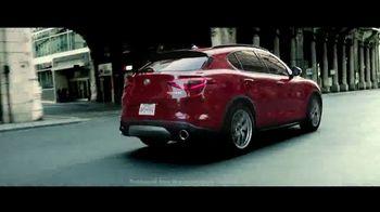 2018 Alfa Romeo Stelvio TV Spot, 'Unforgettable' [T1] - Thumbnail 7
