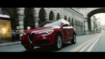 2018 Alfa Romeo Stelvio TV Spot, 'Unforgettable' [T1] - Thumbnail 8