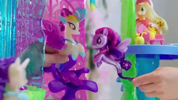 My Little Pony: The Movie Canterlot & Seaquestria Castle TV Spot, 'Shine'