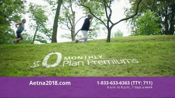 Aetna Medicare Advantage Plans TV Spot, 'Moving Forward'